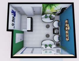 Nro 11 kilpailuun Reception and guest area makeover käyttäjältä davidtorres82