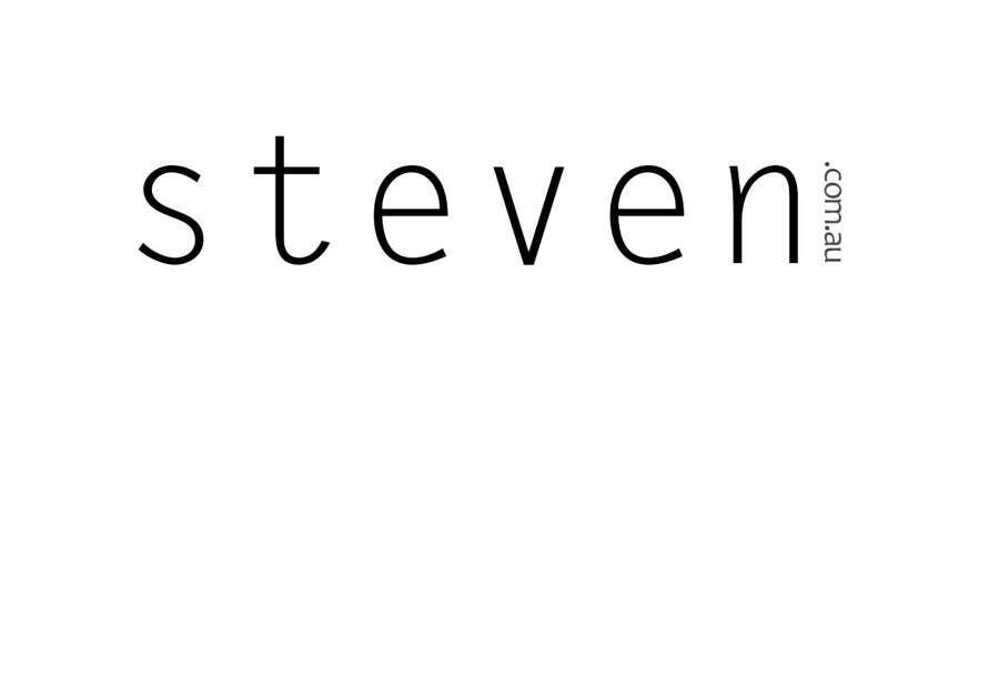 Konkurrenceindlæg #                                        21                                      for                                         steven.com.au