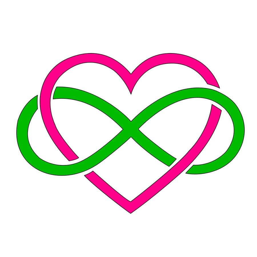 Любовь символ рисунок