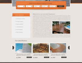 #17 for Design for concrete company by conceptcit