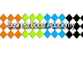 "#31 untuk Design a logo for the ""Business Boost Academy"" oleh naiksubhash"