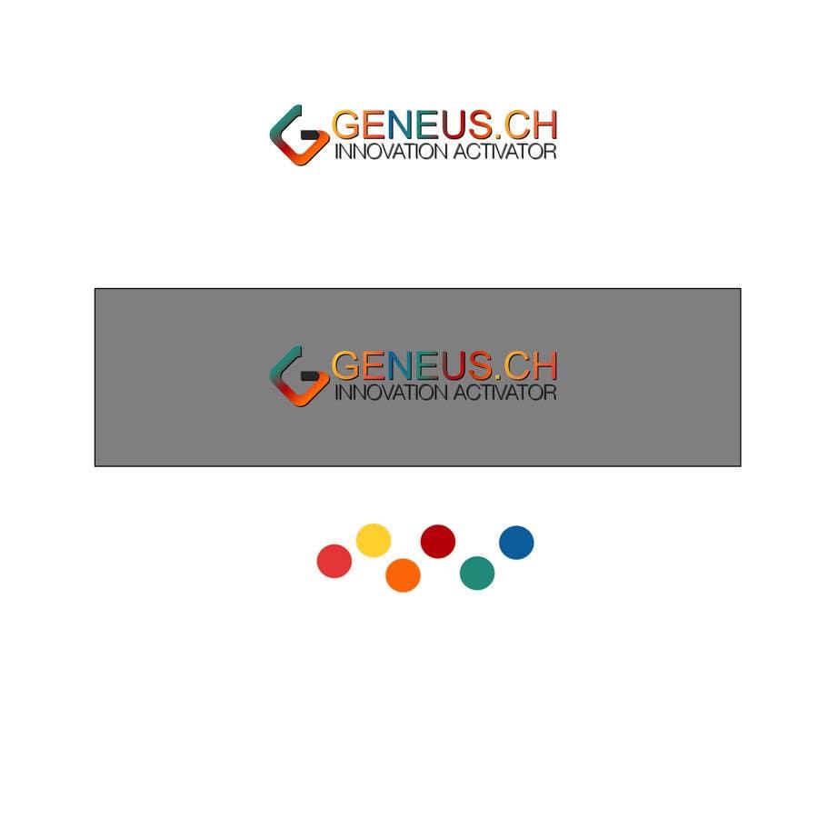 Kilpailutyö #151 kilpailussa Design a Logo