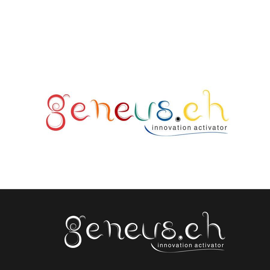 Kilpailutyö #130 kilpailussa Design a Logo