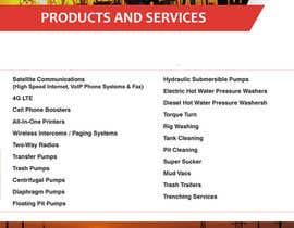 Nro 10 kilpailuun Sales and Informational sheet käyttäjältä kopyloveduard