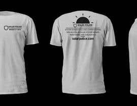 paulpetrovua tarafından Design a Shirt back/front için no 8
