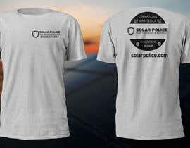 paulpetrovua tarafından Design a Shirt back/front için no 11