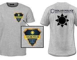 spetersonkc tarafından Design a Shirt back/front için no 4