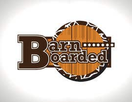 nº 12 pour Design a Logo for a new business (Barn Boarded) par GreenworksInc