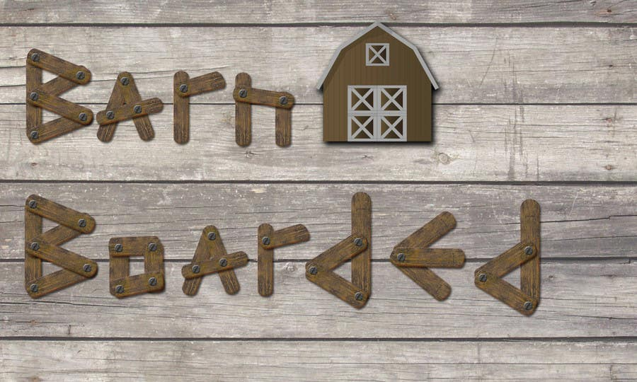 Proposition n°19 du concours Design a Logo for a new business (Barn Boarded)