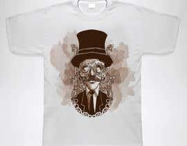 Nro 11 kilpailuun Disegnare una T-Shirt käyttäjältä graficavincenzo