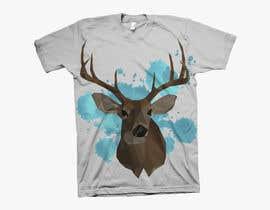 Nro 15 kilpailuun Disegnare una T-Shirt käyttäjältä Cal1n