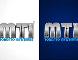 #545 para Logo Design for My Toronto Investment por coreYes