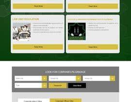 Nro 3 kilpailuun Re-Design a Website käyttäjältä chancalkmr