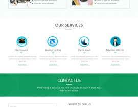 Nro 9 kilpailuun Re-Design a Website käyttäjältä webmastersud