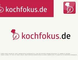 ncarbonell11 tarafından Design a logo for the German cooking blog kochfokus.de için no 37