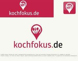 ncarbonell11 tarafından Design a logo for the German cooking blog kochfokus.de için no 46