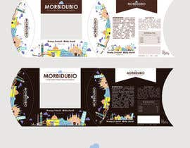 #17 for Create Print and Packaging Designs FOR THIS CHOCOLATE by alipher5