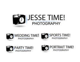 #84 untuk Graphic Design for 'JesseTime! Photography' oleh hammad143
