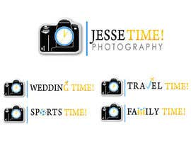 #67 para Graphic Design for 'JesseTime! Photography' por mykferrer