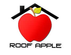 #5 for Design a Logo for RoofApple.com af shannonh27
