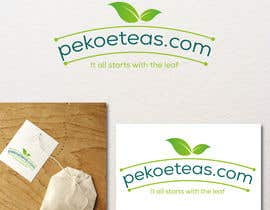 #37 for Design a Logo for a tea company by LahDeeDah