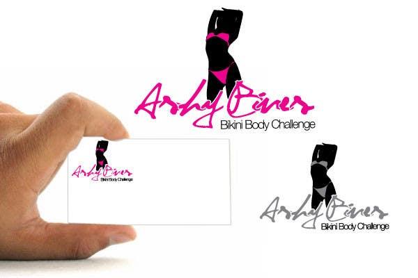 Bài tham dự cuộc thi #                                        13                                      cho                                         Logo Design for Ashy Bines Bikini Body Challenge