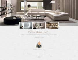 nº 15 pour Build a Website for Remodelling company par tania06