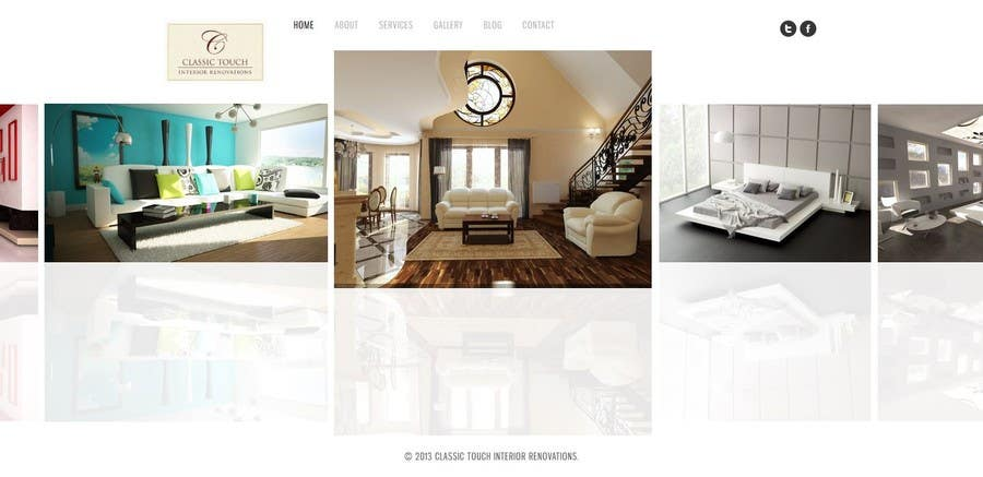 #18 for Build a Website for Remodelling company by FabioGasparrini