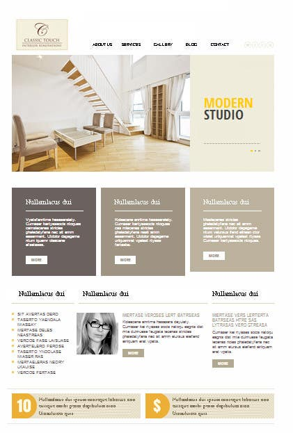 #14 for Build a Website for Remodelling company by zicmedia