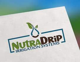 Nro 193 kilpailuun Design a Logo for NutraDrip käyttäjältä jasminajevtic