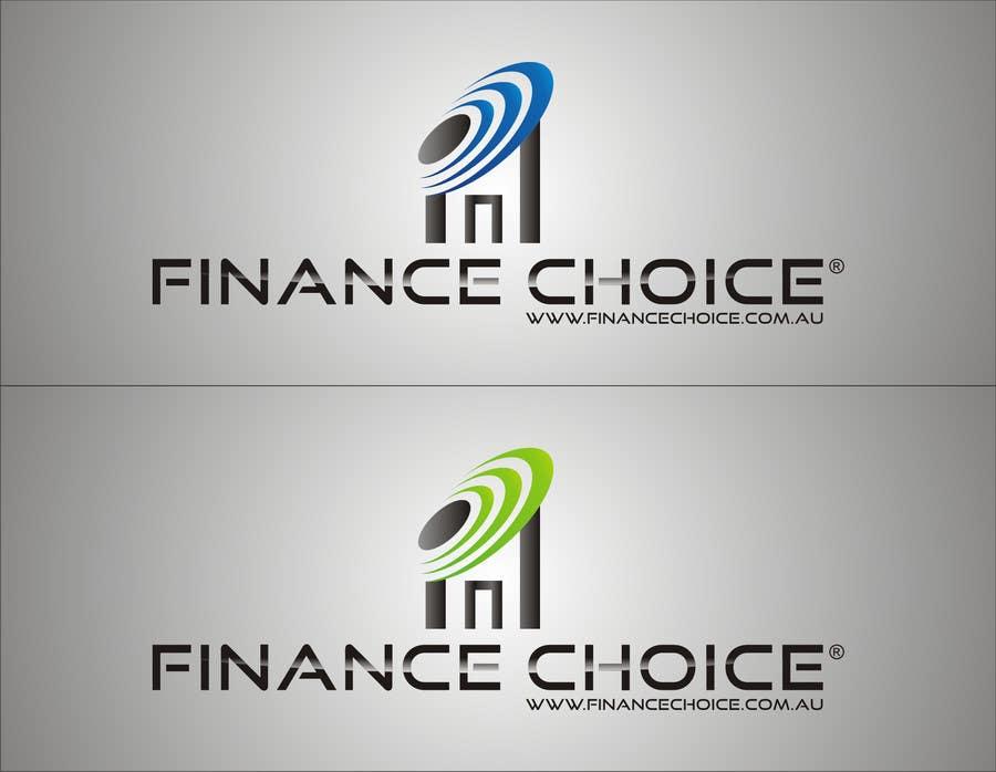 Bài tham dự cuộc thi #40 cho Design a Logo for Finance Choice