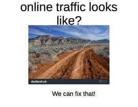Chrishunt0518 tarafından Create the best idea for a freeway billboard for SEO Werkz için no 8