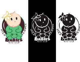 #25 for Design a Logo for Wild Flower Babies af Chalice777