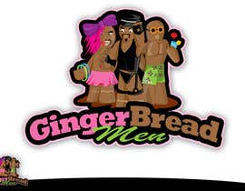 #2 para Illustration of Gay Gingerbread Men por rogeliobello