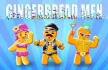 Bài tham dự #42 về Photoshop cho cuộc thi Illustration of Gay Gingerbread Men