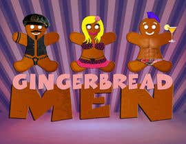 #46 untuk Illustration of Gay Gingerbread Men oleh AliceButi