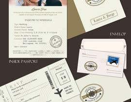 reshmihalder tarafından Laura & Jorge Wedding Logo and Invitations için no 7