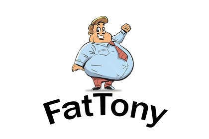 #25 para Fat Tony (logo) por crazenators