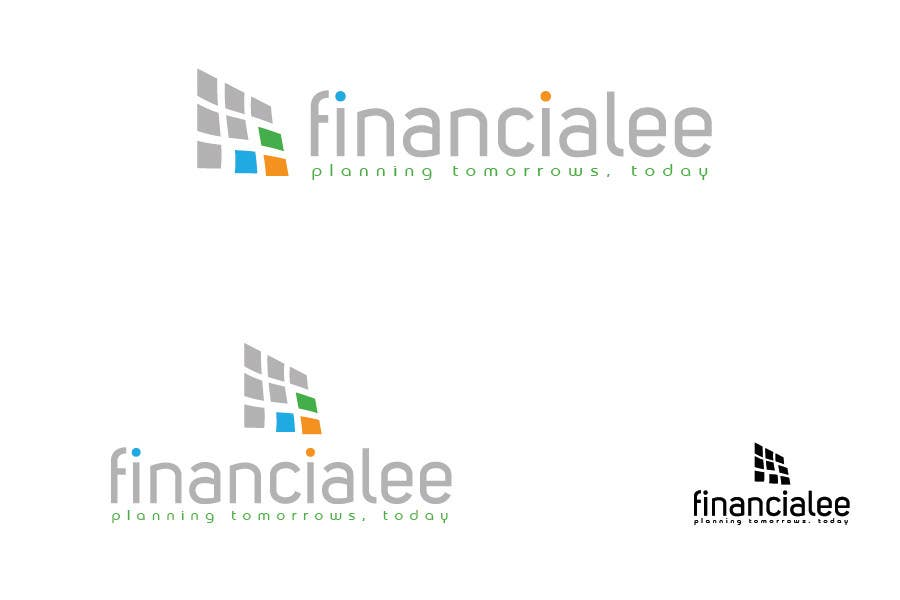 #134 for Financial LOGO+ by alamin1973