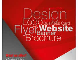 #40 cho Design a Flyer for Emirates Graphic bởi graphics15