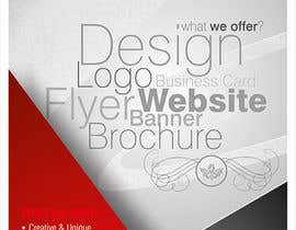 #41 untuk Design a Flyer for Emirates Graphic oleh graphics15