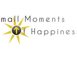 #18 para Design a Logo for Small Moments of Happiness, from Uptitude por Alliosaurus