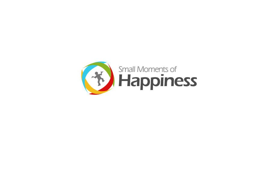 #3 for Design a Logo for Small Moments of Happiness, from Uptitude by commharm