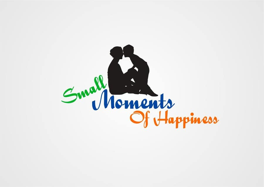 #46 for Design a Logo for Small Moments of Happiness, from Uptitude by eltorozzz
