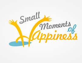 #33 para Design a Logo for Small Moments of Happiness, from Uptitude por kamikira