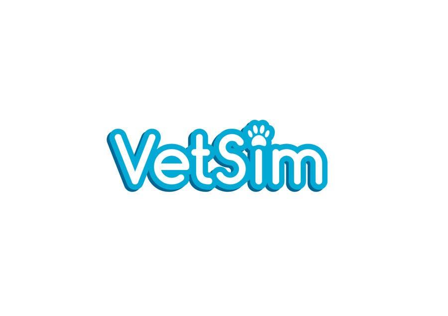 Konkurrenceindlæg #229 for Design a Logo for VetSim