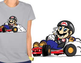 #39 for Draw Super Mario Kart caricature af ysfworks
