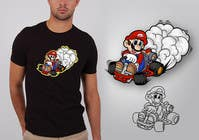 Contest Entry #11 for Draw Super Mario Kart caricature