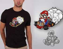 #11 for Draw Super Mario Kart caricature af dsgrapiko