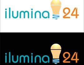 pixelart1 tarafından Design a Logo ilumina için no 5